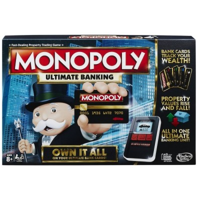 Monopoly - Ultimate Banking Edition (US)