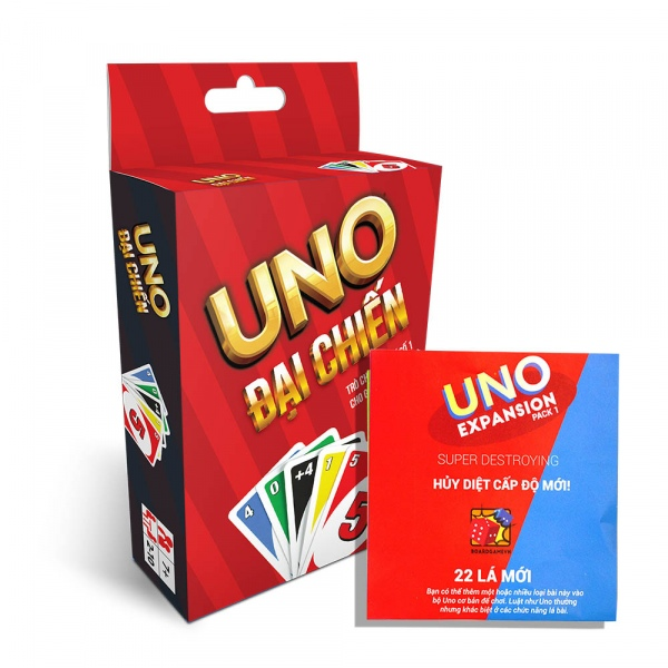 Combo UNO Battle